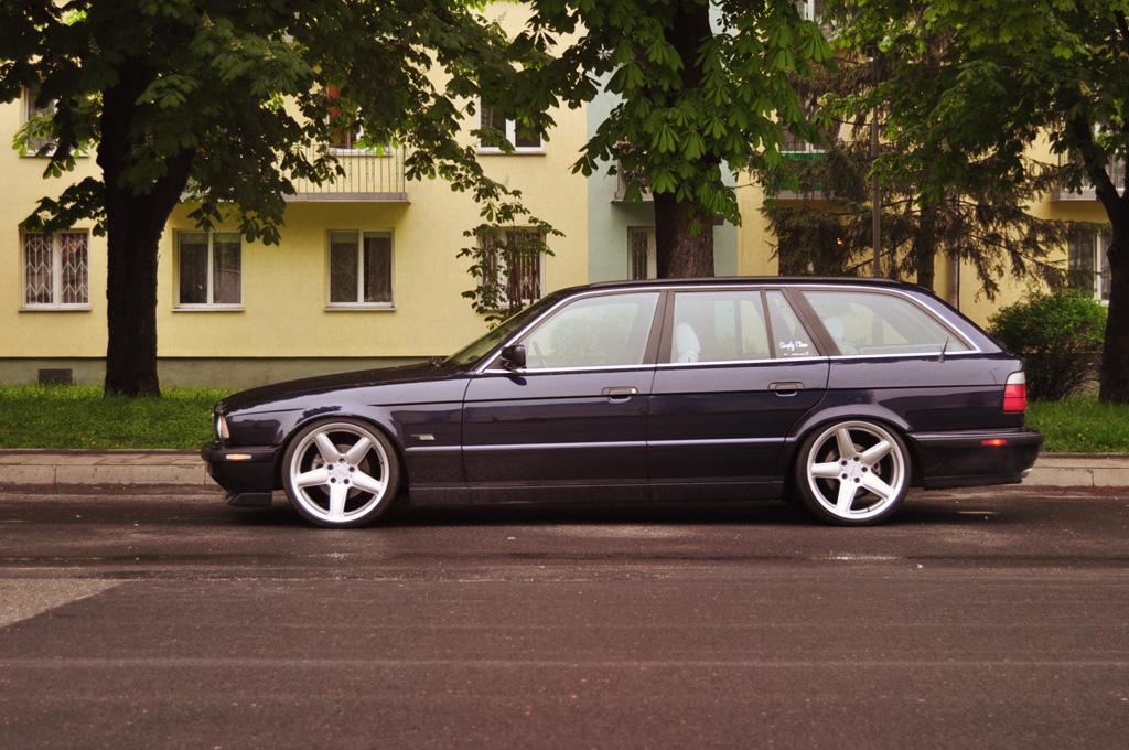 Polish E34 525i Touring